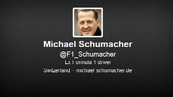 La Fórmula 1 muestra su apoyo a Schumacher