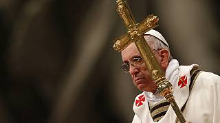 Vatican confirms Pope Francis has not 'abolished sin'