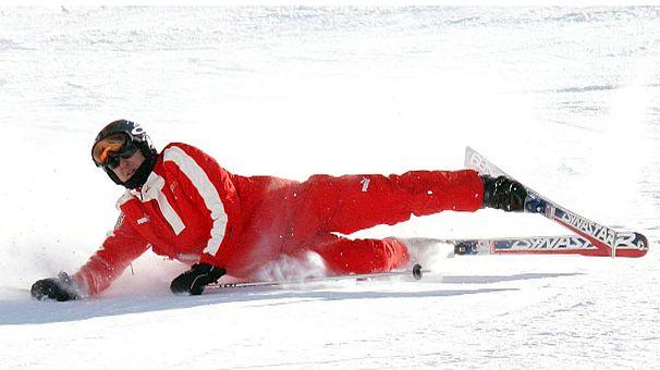 Michael Schumacher – lekka poprawa. Najbliższe godziny będą decydujące