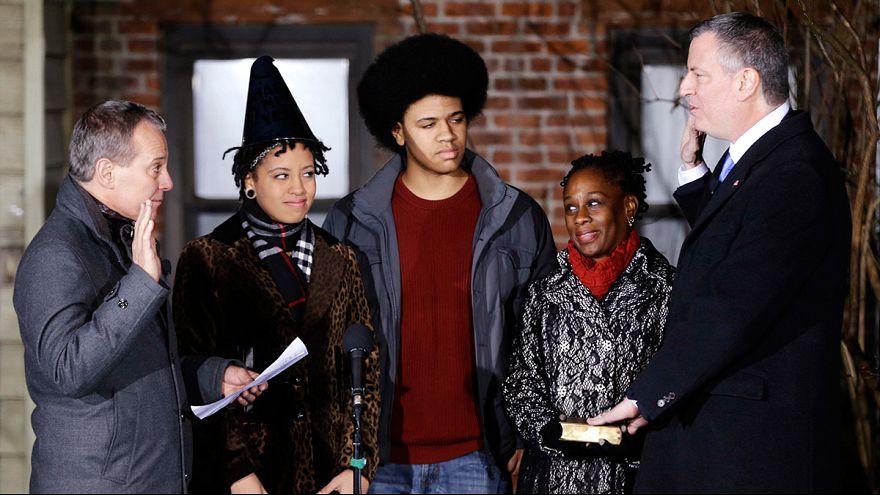 Le démocrate Bill de Blasio prend New York en mains