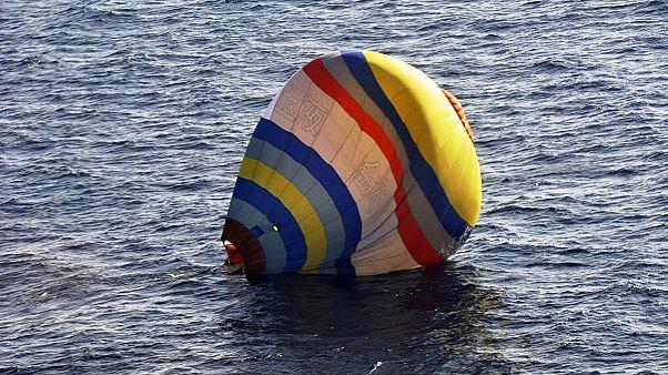 Un Chinois secouru lors d'une tentative d'atterrissage sur des îles disputées entre Tokyo et Pékin