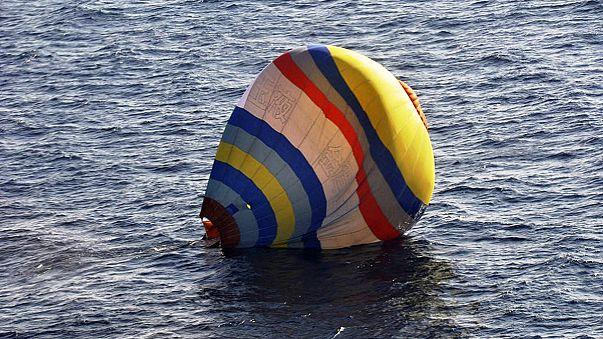Китай - Япония: вторжение на воздушном шаре