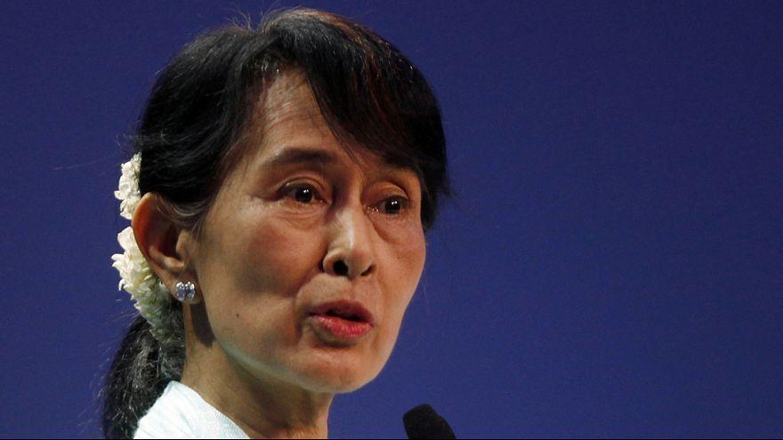 الرئيس البورمي يدعم إصلاحا دستوريا مرتبط  بالترشح للرئاسة