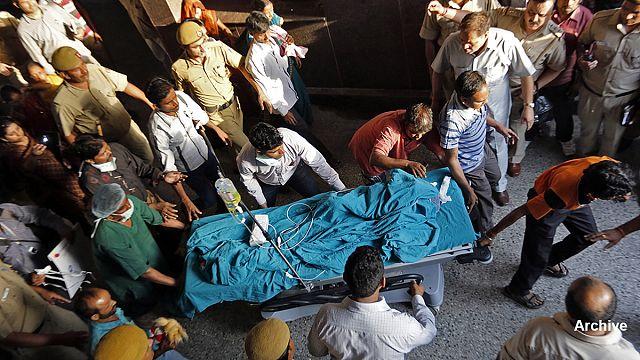 Támadói égethették halálra a megerőszakolt indiai lányt