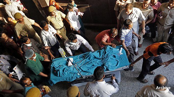 Inde : une adolescente brûlée vive par ses violeurs