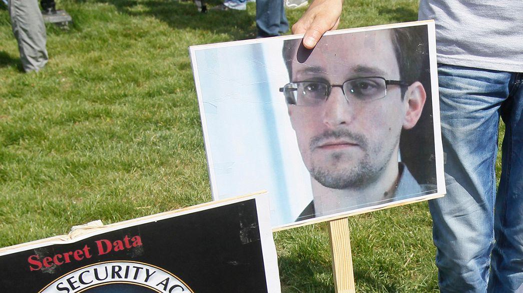 Les appels à la clémence pour Snowden se multiplient