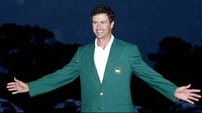 Adam Scott beats Tiger Woods to GWAA Player of the Year
