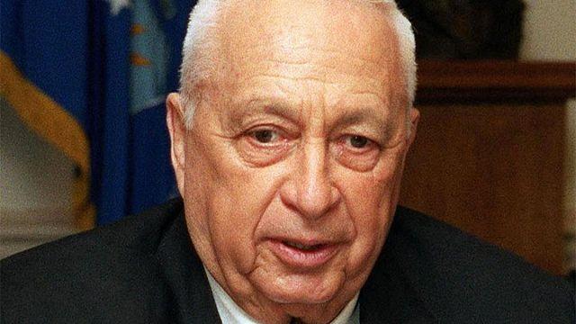 Israel's ex-PM Sharon suffering multi-organ failure