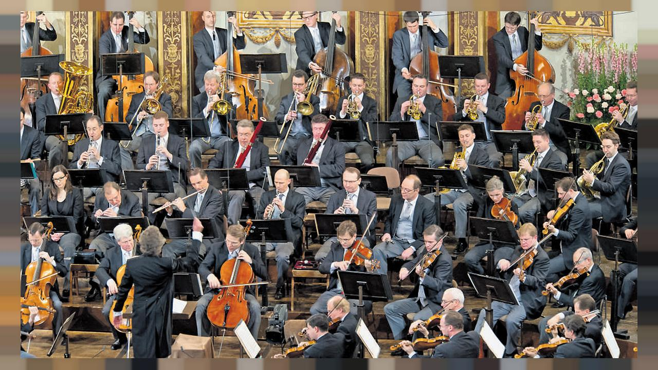 Center stage: The Vienna Philharmonic Orchestra