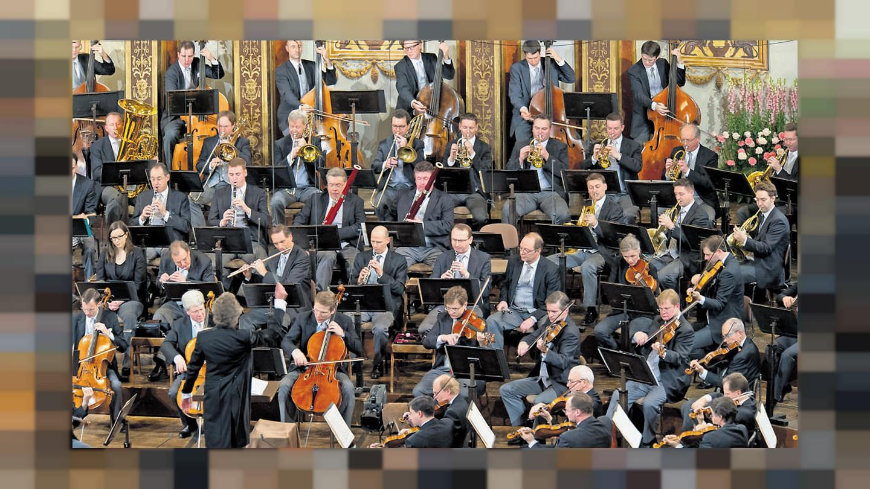 Center stage: The Vienna Philharmonic Orchestra   Euronews