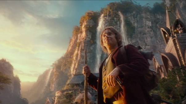 Bilbo le Hobbit, roi du piratage sur le web en 2013