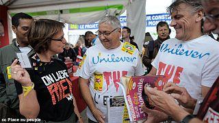 Fralib : trois ans de lutte ouvrière contre le géant Unilever