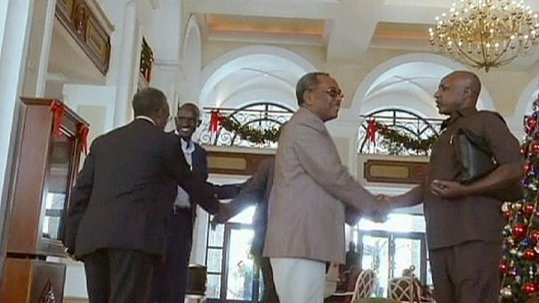South Sudan peace talks underway in Addis Ababa