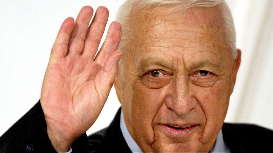 """Sharon: """"Falcão"""" de Israel perde a derradeira guerra"""