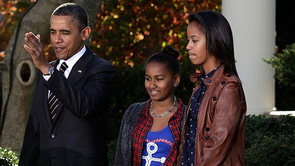 Une famille reçoit un cadeau des Obama par erreur