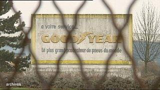 France : deux dirigeants de l'usine Goodyear d'Amiens séquestrés