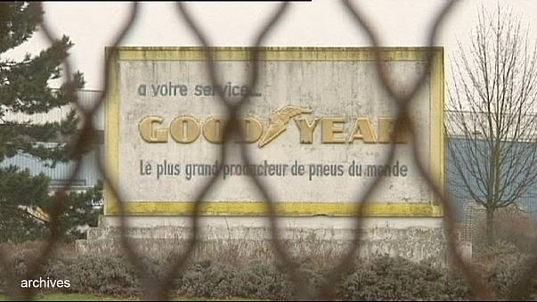 Two managers taken hostage at under-threat France factory - claim
