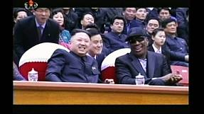 Rodman takes team to North Korea for exhibition match
