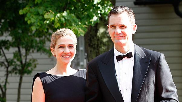 Spanish princess Infanta Cristina charged with tax evasion and money laundering