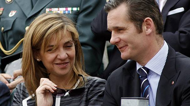 Spanish princess charged with money laundering and tax evasion