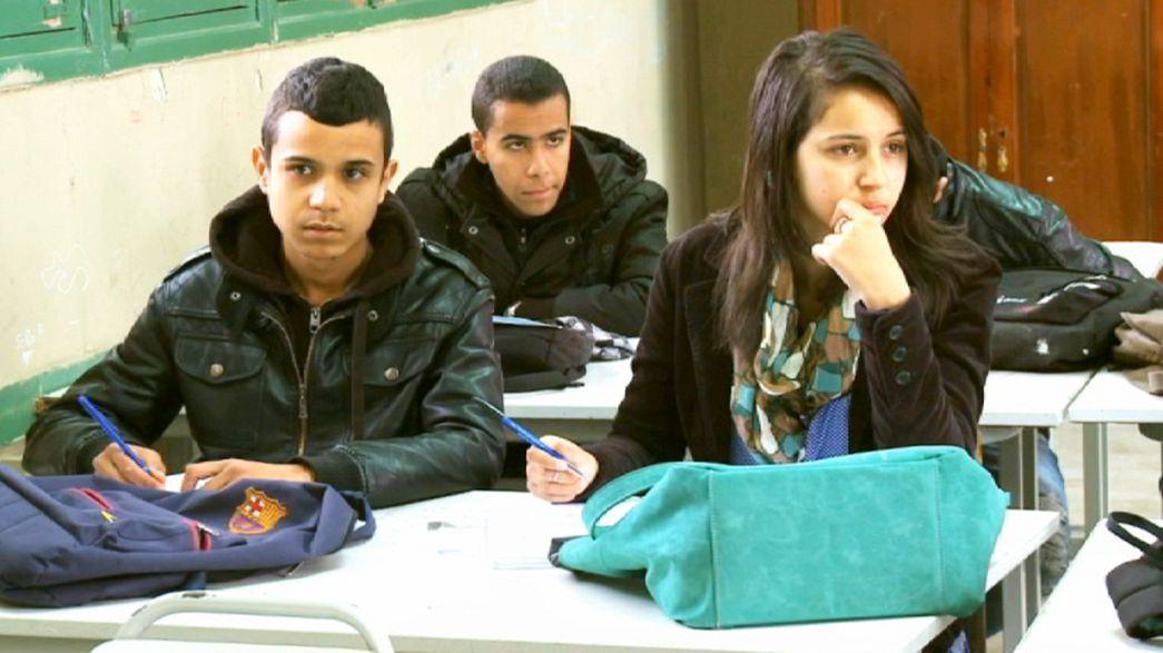 Национальная школа Туниса: три года после революции