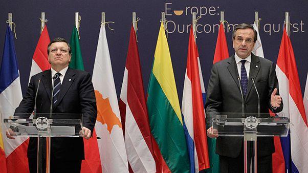 Αντώνης Σαμαράς: «Η Ελλάδα έχει σταθεί στα πόδια της»