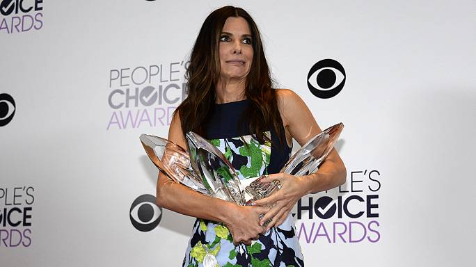 Díjeső: Bullock és Timberland tarolt a People's Choice-on