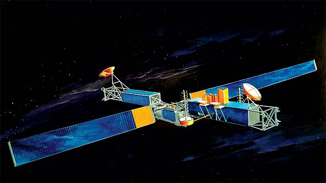 Les satellites français, les composants américains et les soupçons des Émirats arabes unis