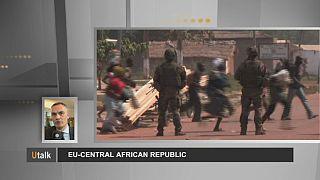 Coinvolgimento dell'Ue nella Repubblica Centrafricana