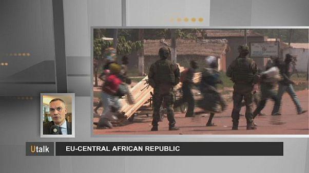 Beavatkozik-e az EU a Közép-afrikai Köztársaságban kialakult helyzetbe?
