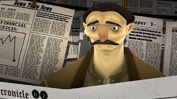 "Award winning animation film ""Under The Fold"""