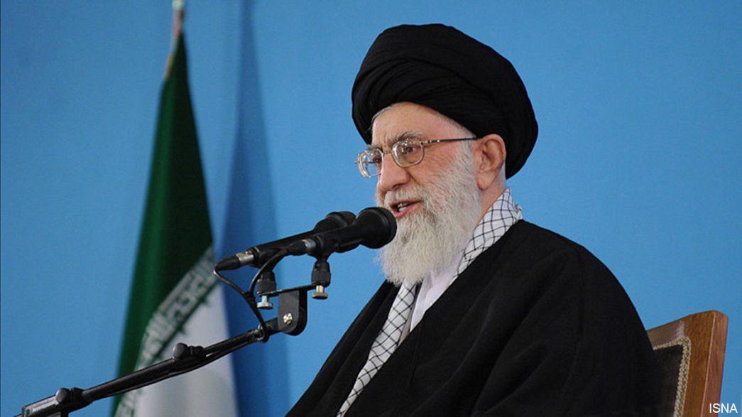 Vor Atomgesprächen: Chamenei wirft USA Feindseligkeit vor