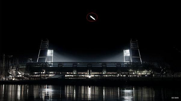 Bremens Ufo auf der Spur