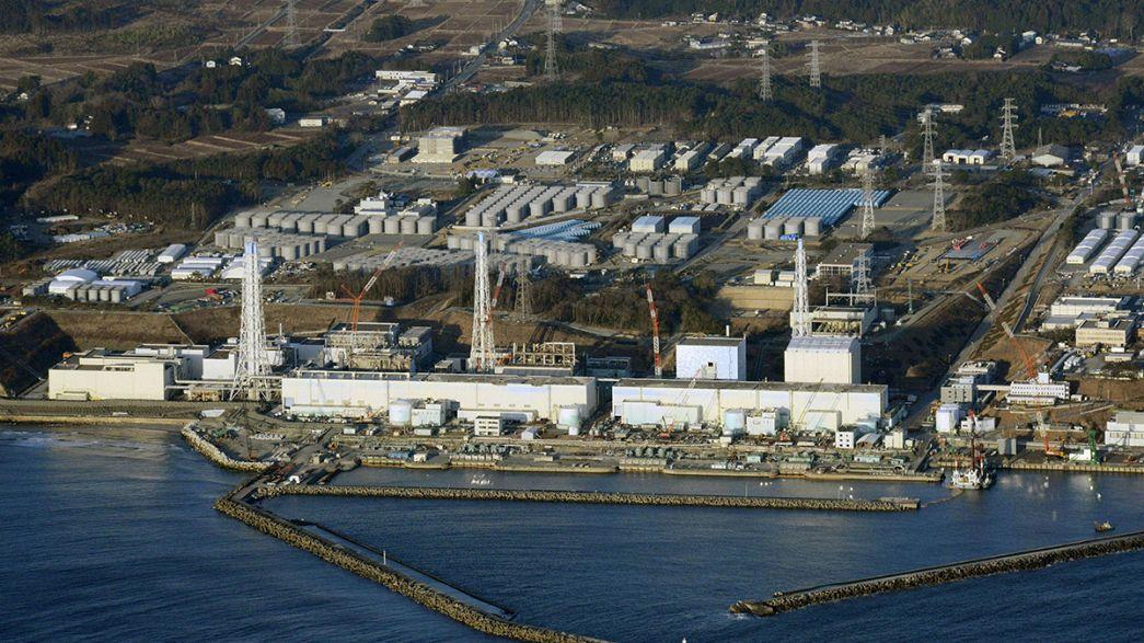 Live webcams on the damaged Fukushima nuclear power plant
