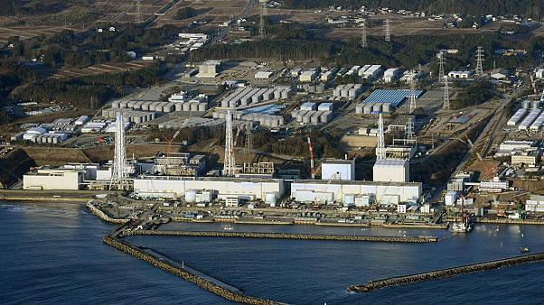 Live webcams on the damaged Fukushima nuclear power plant