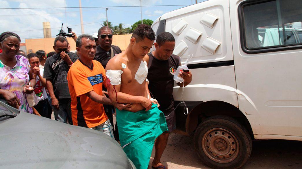 Brésil : trois détenus décapités par une bande rivale dans une prison