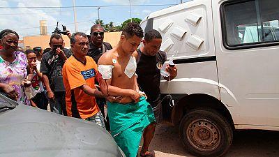 Tres decapitados en una pelea entre bandas de una prisión brasileña