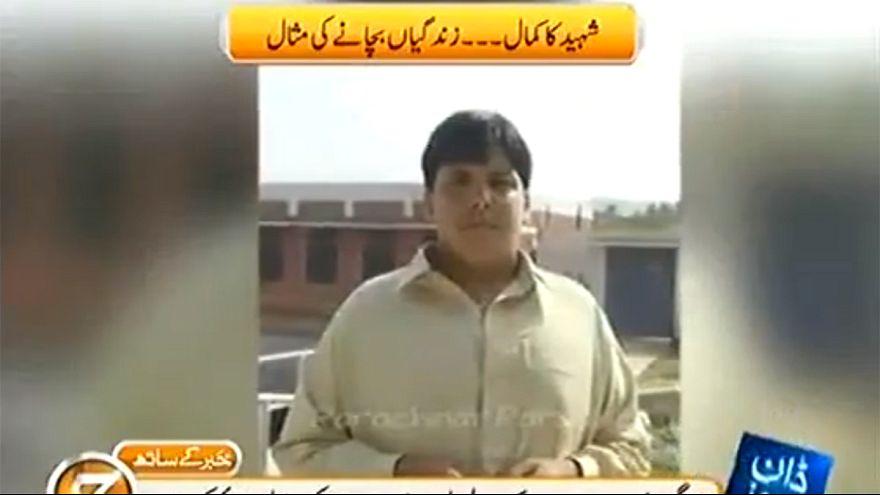 Le sacrifice héroïque d'un adolescent au Pakistan