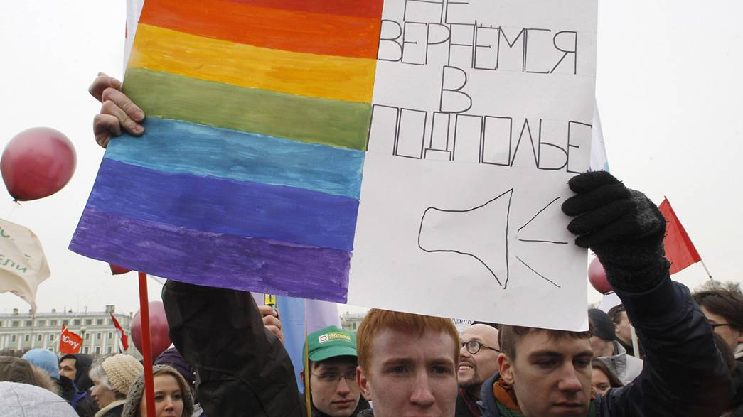 Russia's Orthodox Church wants vote on gay ban