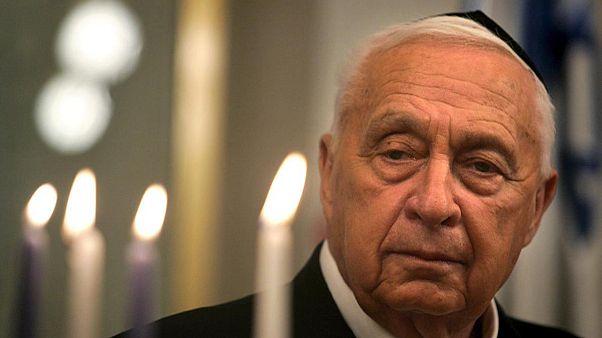 Reações à morte de Ariel Sharon