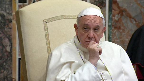 Abortion 'horrific' says Pope in nod to conservatives