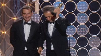 Golden Globes: 'La Grande Bellezza' wins Best Foreign Film