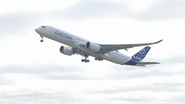 Airbus sky high with record orders
