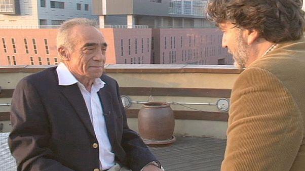 Ο σύμβουλος του Αριέλ Σαρόν, Δρ. Ραανάν Γκισίν , στο Euronews