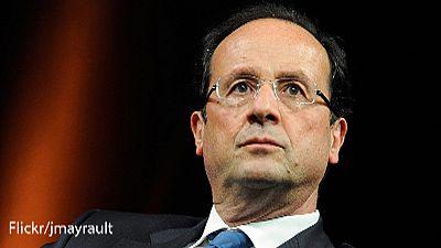 François Hollande promet de mettre au clair sa vie privée