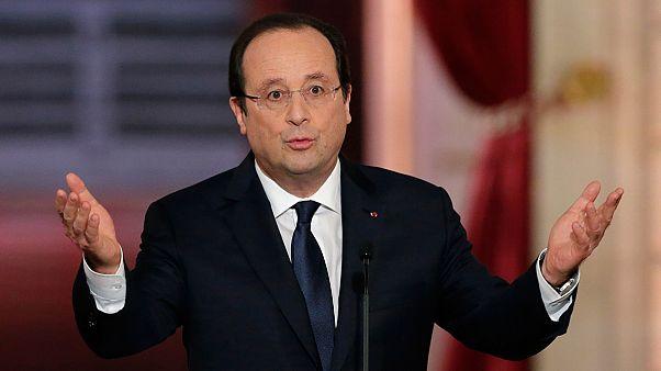 """Hollande: """"A magánélet magánügy"""""""