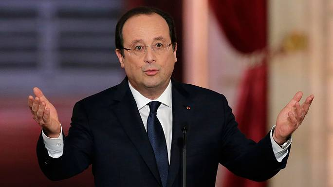 'Private affairs remain private' as Hollande discusses his strategy for the French economy