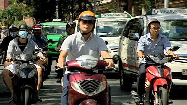 جولة ليورونيوز في فيتنام للتعرف اكثرعلى سياحتها و اقتصادها