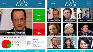 """GOV: una aplicación de 'smartphone' para """"revolucionar la participación política"""""""