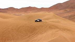 Dakar Rally: Al-Attiyah wins stage ten